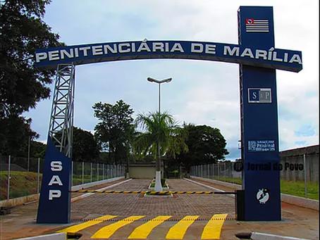 Preso que tentou entrar na Penitenciária de Marília com 30 porções de maconha no estômago é condenad