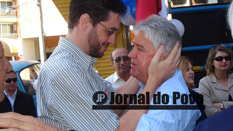 Justiça recebe ação de enriquecimento ilícito contra ex-chefe de gabinete, Nelsinho