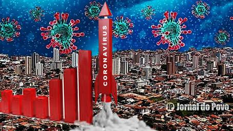 Marília tem mais duas mortes pela Covid-19 e casos positivos de coronavírus passam de 11 mil