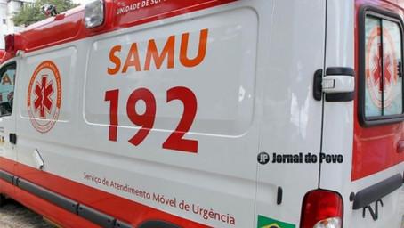 Morre aposentado atropelado na Zona Norte de Marília. Ele conduzia uma bicicleta motorizada