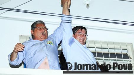 Daniel Alonso participa de encontro do PSDB sobre rompimento com o PMDB