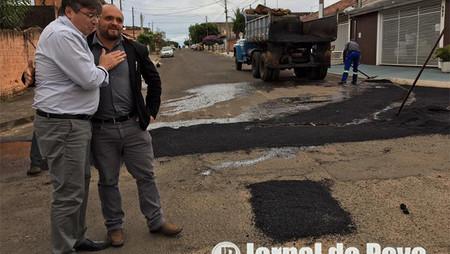 Vereador João do Bar quer academia e pista de cooper na Avenida Guiomar Novaes