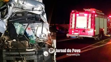 Acidentes em rodovias na região deixam três mortes e um ferido grave, neste domingo