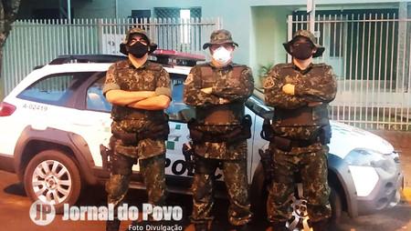 PM Ambiental de Marília captura mais um foragido da Justiça em propriedade rural