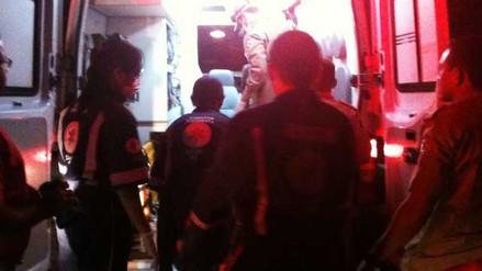 Homem atropelado por moto pesada na Via Expressa segue em estado grave no H.C