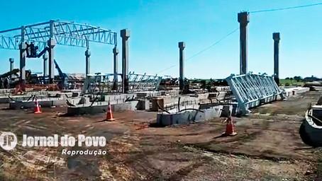 Construções de praças de pedágios na SP-294 são paralisadas pela Justiça após calotes de construtora