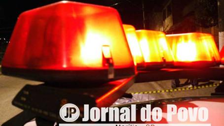 Policiais acham revólver e drogas em residência. Morador foi preso por tráfico