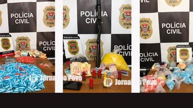 DISE desbarata e prende quadrilha que tinha base em Marília e traficava drogas na região
