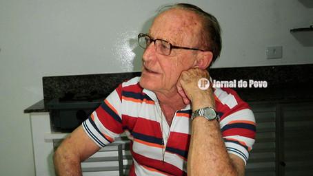 Morre o ex-vereador Euflásio Girotto, 84 anos