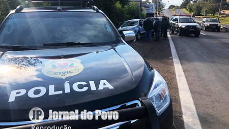 Polícia Civil prende mais dois procurados por ataques contra banco em Botucatu