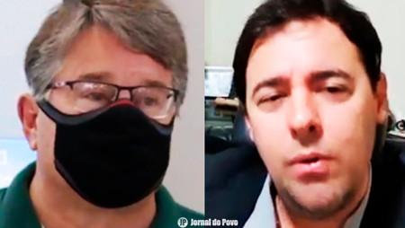 AGRESSÕES NO P.A SUL: Vereador agente Féfin é denunciado na Corregedoria da Polícia Federal