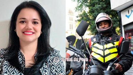 Vereadora Vânia Ramos quer implantações de bolsões de estacionamento para motofretes