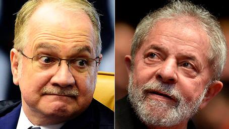 Fachin anula condenações de Lula na Lava Jato e o torna elegível para 2022