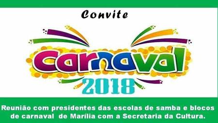 """Carnavalescos convencem secretário a não fazer carnaval com verba pública. """"Não há clima"""","""
