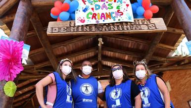 Centro Interdisciplinar em Diabetes da Unimar celebra o dia das crianças