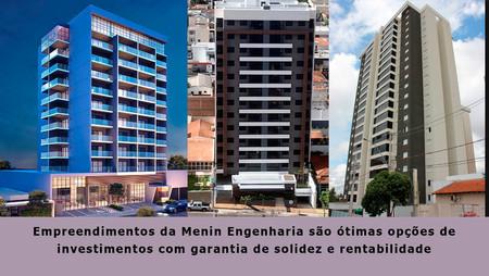 Menin Engenharia fortalece o desenvolvimento de Marília com empreendimentos modernos e valorizados