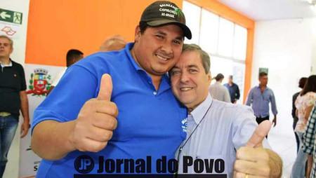 Téo Maradona participou da luta contra pedágio que prejudicaria Rosália