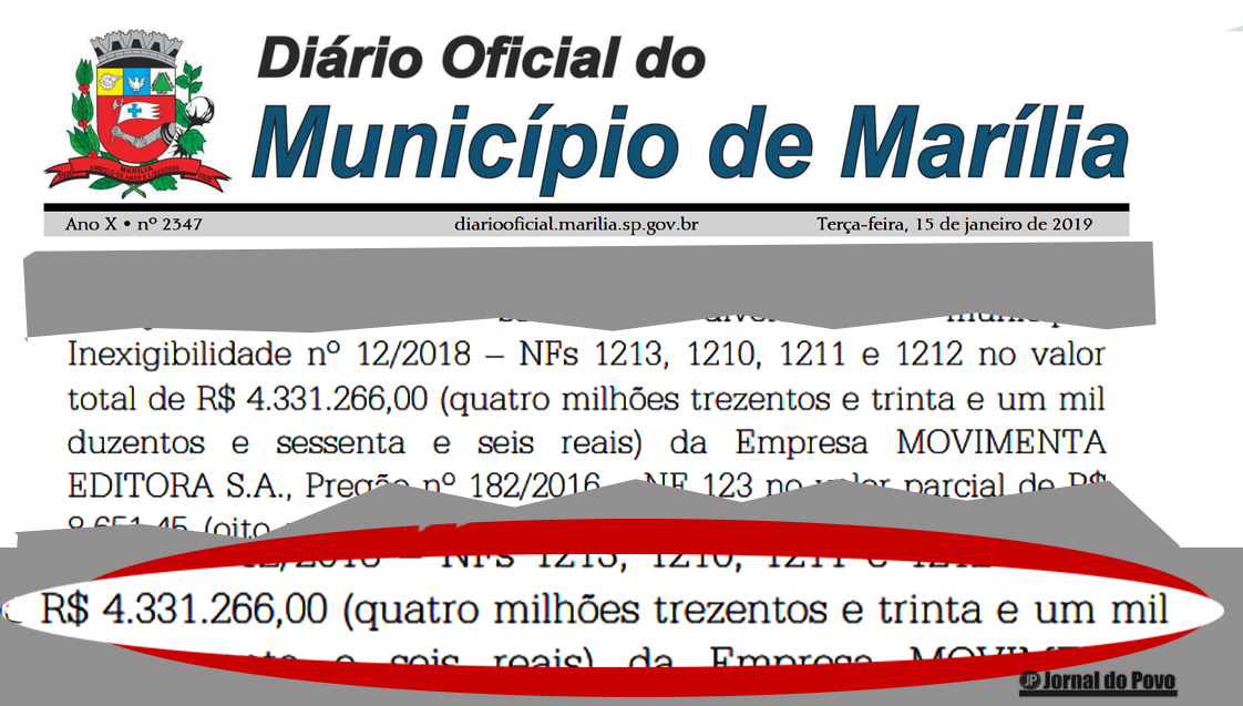 Prefeito Daniel Alonso faz pagamento antecipado de mais de R$ 4,3
