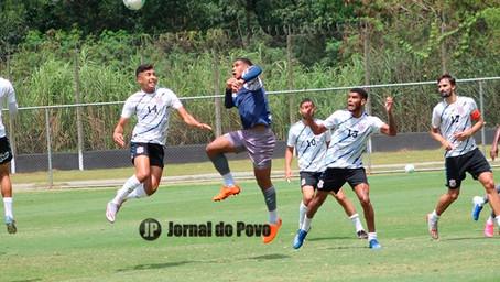 Em jogo treino neste sábado, MAC e Corinthians ficaram no  empate: 1 a 1