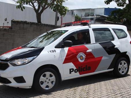 Grupo deixa prejuízos de cerca de R$ 1 mil após furto em drogaria próximo à CPJ