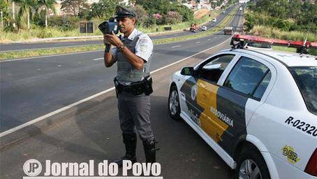 Polícia Rodoviária descarta radares em frente a Base, na Rodovia do Contorno