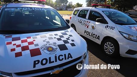 Ladrão com faca rouba R$ 500 e celular de sorveteria na Zona Norte de Marília