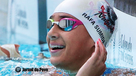 Atleta mariliense conquista 9 medalhas de ouro no Campeonato Brasileiro Juvenil de Natação