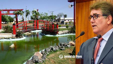 Vereador Marcos Rezende quer construção de praça em homenagem à colônia e imigração japonesa
