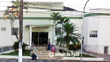 Criança de dois anos é atingida por tiro na região e socorrida ao H.M.I, em Marília
