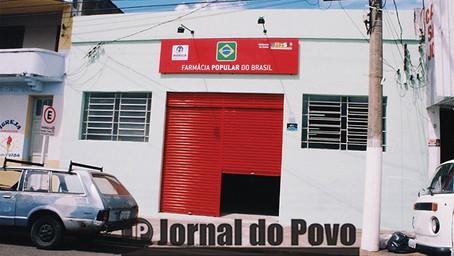 Governo muda regras e Farmácias Populares em Marília poderão ser fechadas