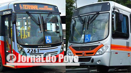Ladrões atacam ônibus da Sorriso e da Grande Marília