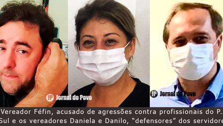 """Vereadores """"defensores"""" dos servidores seguem calados sobre denúncias de agressões no P.A Sul"""