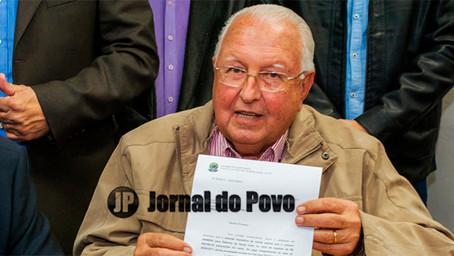 Morre Milton Tedde, 84, provedor da Santa Casa de Marília