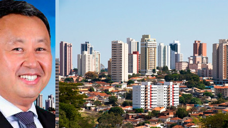 Vereador Dr. Elio Ajeka parabeniza Marília pelos 92 anos de crescimento e desenvolvimento