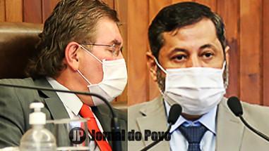 """Rezende pede parecer jurídico e vai analisar se recoloca """"emenda Rogerinho"""" de volta à pauta"""
