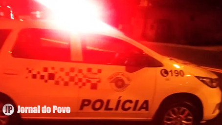 """Homem é preso em flagrante após ameaçar  """"levar a cabeça"""" de ex-namorada, na Avenida das Esmeraldas"""