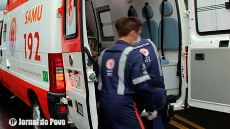 Com UTIs lotadas, Marília transferiu outro paciente de Covid para hospital da região, neste domingo