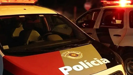 PM prende autor de roubo à sorveteria em Marília. Ele disse que gastou tudo em casa de prostituição