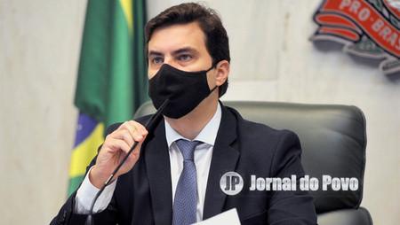 Deputado Vinicius e secretário da Agricultura anunciam reabertura da Casa da Agricultura de Marília