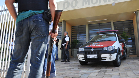 GARÇA: Desocupado é preso após sequestro relâmpago, roubo e estupro contra casal de idosos