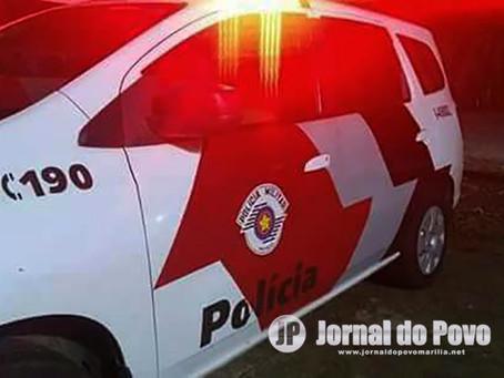 Servente é executado a tiros na frente da família, na Zona Norte de Marília. Foi o segundo homicídio