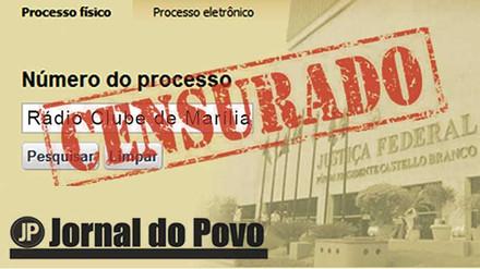 Processo sobre lacração das Rádios Clube e Itaipu está sob sigilo, agora