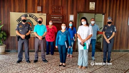 Marília começa hoje vacinação contra a Covid para policiais e profissionais da segurança pública