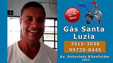 """""""SEXTOU, LEVA R$ 200!"""": Mais um cliente premiado na Promoção do Gás Santa Luzia"""
