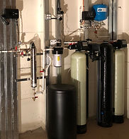Well pumps, Filtration