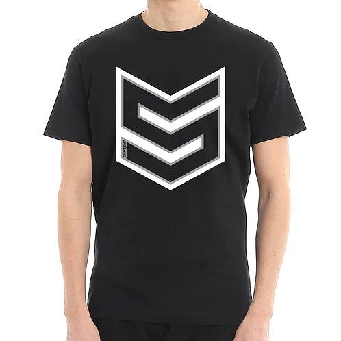 Camiseta Fifty-Six Preta B&W