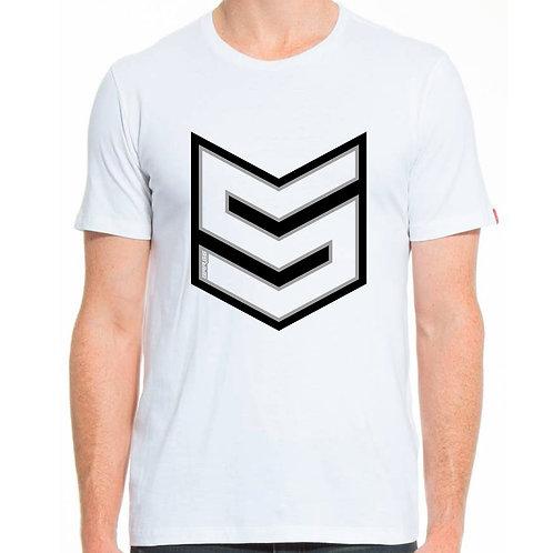 Camiseta Fifty-Six Branca B&W