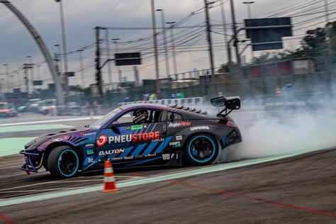 Drift no Sambodromo de São Paulo