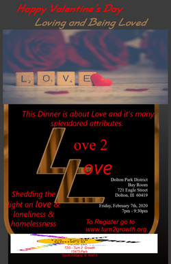 Love 2 Love Flyer