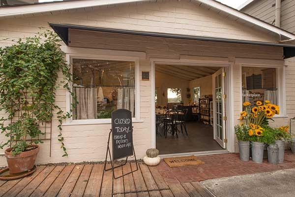 Parkside Cafe, Stinson Beach
